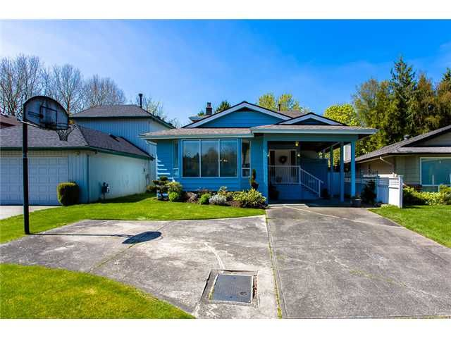 Main Photo: 9151 PARKSVILLE DR in Richmond: Boyd Park House for sale : MLS®# V1004418