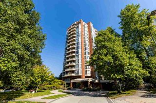 "Photo 1: 805 160 W KEITH Road in North Vancouver: Central Lonsdale Condo for sale in ""Victoria Park West"" : MLS®# R2496437"