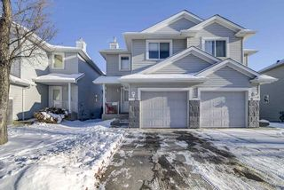 Photo 3: 10 2021 GRANTHAM Court in Edmonton: Zone 58 House Half Duplex for sale : MLS®# E4221040