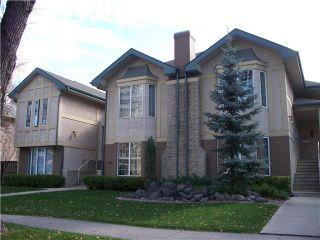 Photo 1: 704 DORCHESTER Avenue in WINNIPEG: Fort Rouge / Crescentwood / Riverview Condominium for sale (South Winnipeg)  : MLS®# 1020254