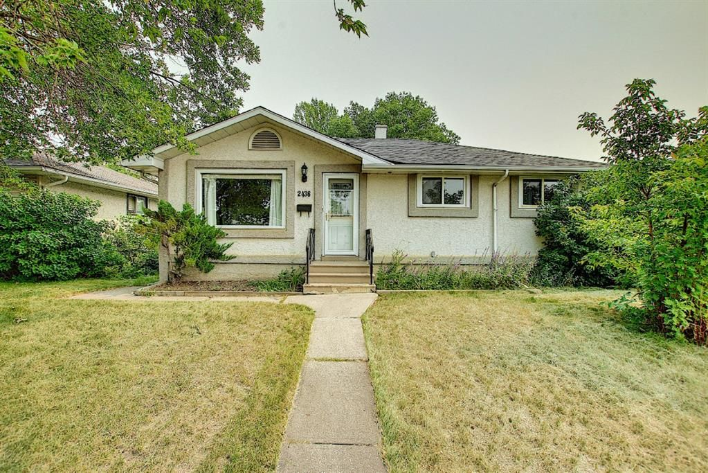 Main Photo: 2436 46 Street SE in Calgary: Forest Lawn Detached for sale : MLS®# A1134866