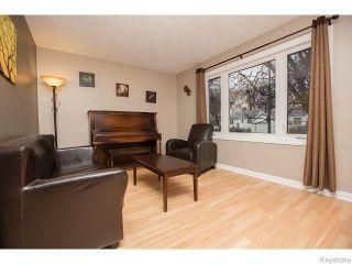 Photo 5: 965 Telfer Street in WINNIPEG: West End / Wolseley Residential for sale (West Winnipeg)  : MLS®# 1529015
