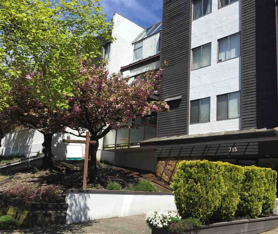 """Main Photo: 303 315 TENTH Street in New Westminster: Uptown NW Condo for sale in """"SPRINGBOK"""" : MLS®# R2163166"""