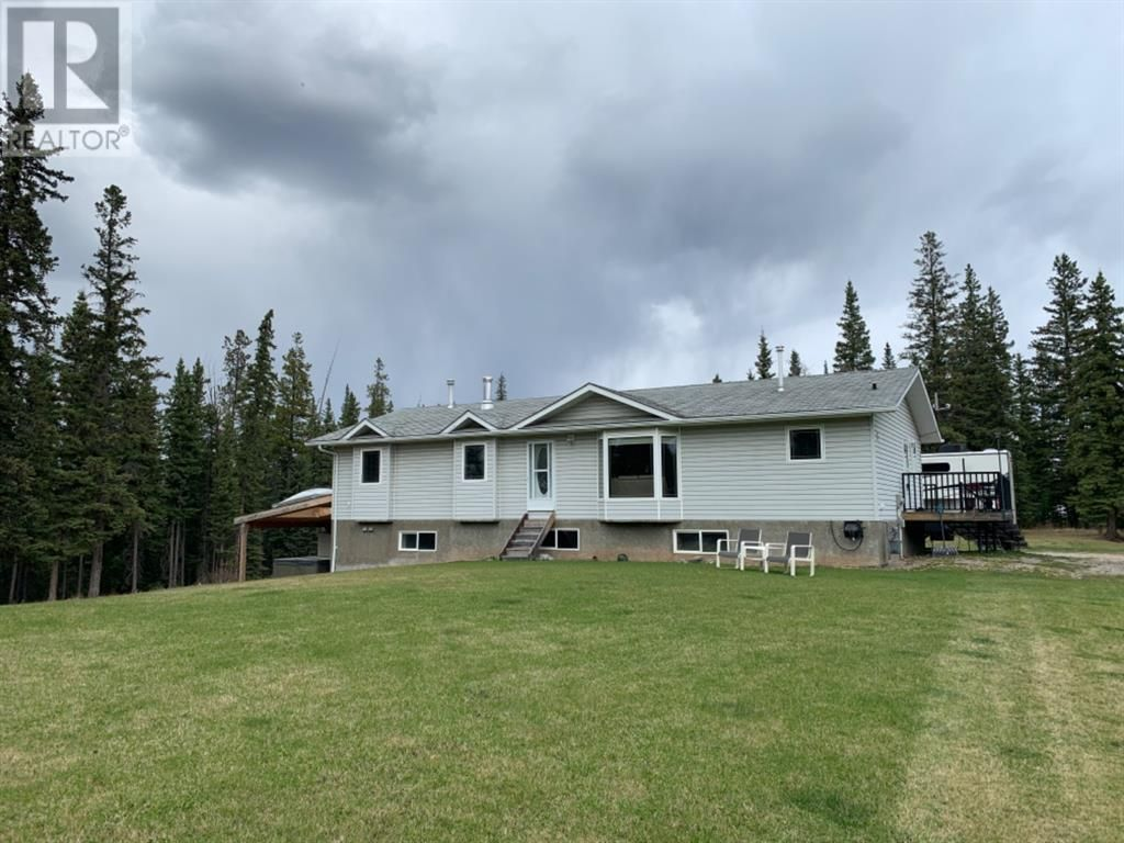 Main Photo: 3, 24426 East River Road in Hinton: House for sale : MLS®# A1107126