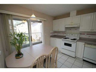 Photo 4: 21 2538 PITT RIVER Road in Port Coquitlam: Mary Hill Townhouse for sale : MLS®# V997236