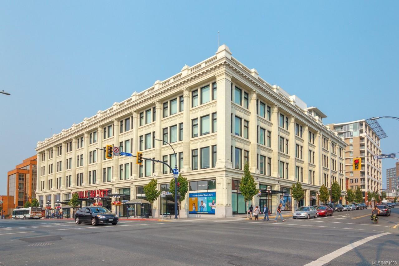 Main Photo: 231 770 Fisgard St in : Vi Downtown Condo for sale (Victoria)  : MLS®# 871900