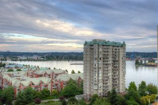 Photo 1: 1603 10 LAGUNA COURT in New Westminster: Quay Condo for sale : MLS®# R2091249