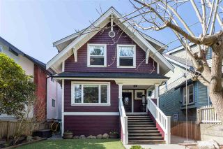 Main Photo: 1139 LILY Street in Vancouver: Grandview Woodland House for sale (Vancouver East)  : MLS®# R2560049
