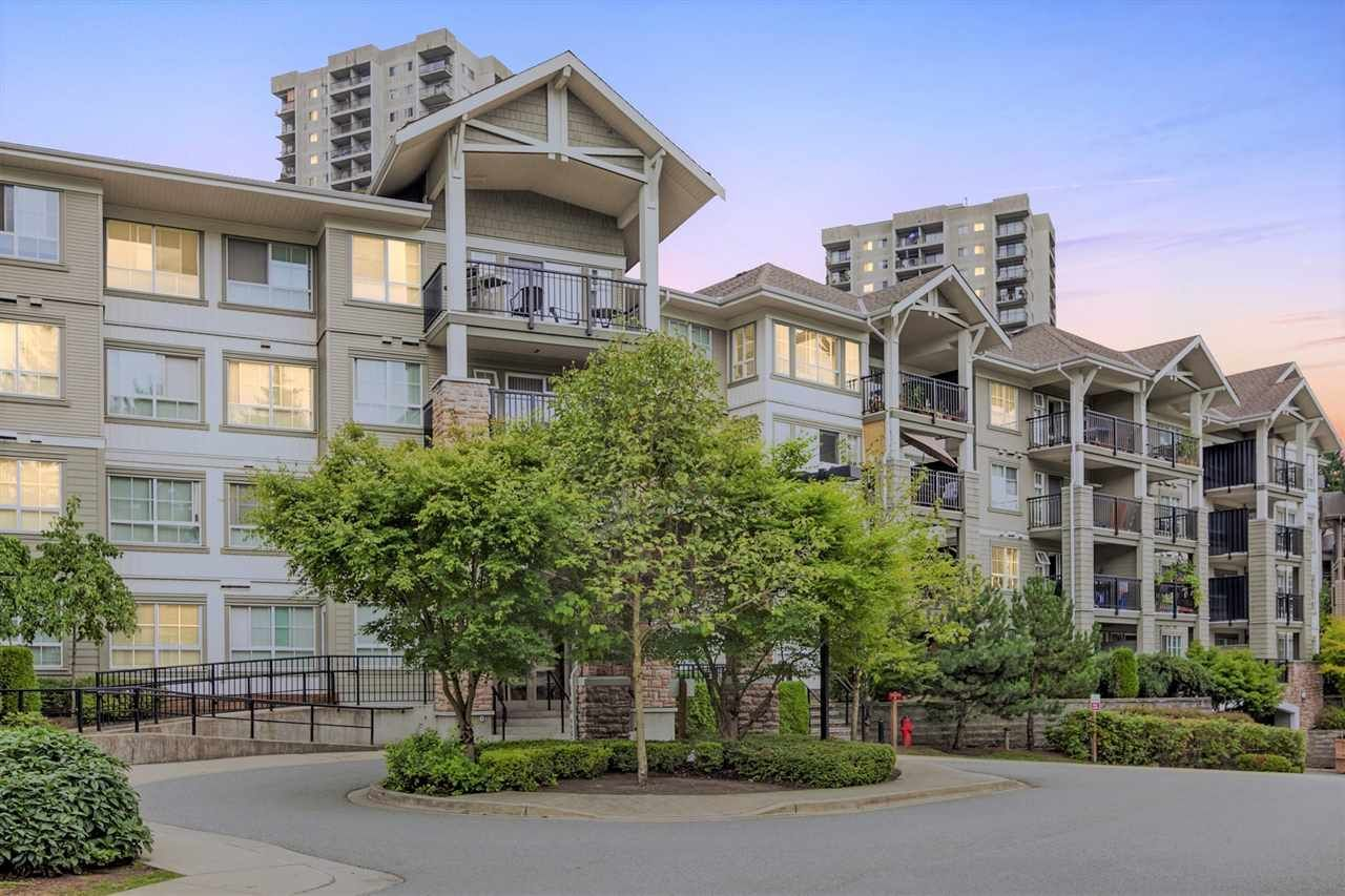 Main Photo: 401 9233 GOVERNMENT STREET in Burnaby: Government Road Condo for sale (Burnaby North)  : MLS®# R2336511