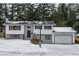 """Photo 1: 20504 43 Avenue in Langley: Brookswood Langley House for sale in """"BROOKSWOOD"""" : MLS®# R2430044"""