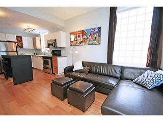 Photo 7: 102 315 24 Avenue SW in CALGARY: Mission Townhouse for sale (Calgary)  : MLS®# C3615121