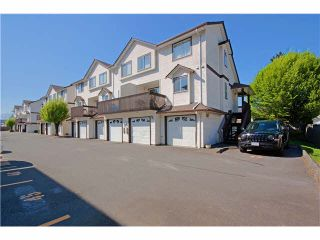 """Photo 1: 47 45740 THOMAS Road in Sardis: Vedder S Watson-Promontory Townhouse for sale in """"RIVER WYND"""" : MLS®# H2151577"""