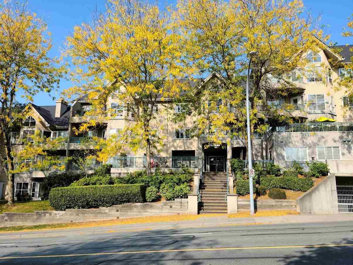 """Main Photo: 406 34101 OLD YALE Road in Abbotsford: Central Abbotsford Condo for sale in """"Yale Terrace"""" : MLS®# R2505072"""