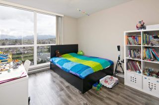 """Photo 14: 1901 4400 BUCHANAN Street in Burnaby: Brentwood Park Condo for sale in """"MOTIF by BOSA"""" (Burnaby North)  : MLS®# R2056492"""