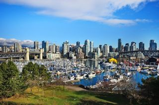 Photo 2: 502 1490 Pennyfarthing Drive in Harbour Cove: False Creek Home for sale ()  : MLS®# V1045657