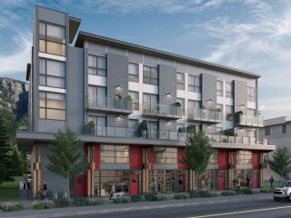 """Main Photo: 205, 206 37762 THIRD Avenue in Squamish: Downtown SQ Multi-Family Commercial for sale in """"LOFTS"""" : MLS®# C8040430"""