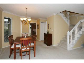 """Photo 3: 12 8540 BLUNDELL Road in Richmond: Garden City Townhouse for sale in """"CATALINA COURT"""" : MLS®# V853733"""