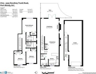 """Photo 20: 119 3333 DEWDNEY TRUNK Road in Port Moody: Port Moody Centre Townhouse for sale in """"CENTRE POINT"""" : MLS®# R2408387"""