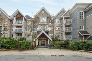 "Photo 1: 112 1420 PARKWAY Boulevard in Coquitlam: Westwood Plateau Condo for sale in ""MONTREUX"" : MLS®# R2554663"