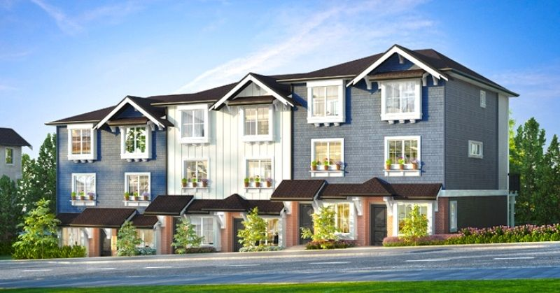 Main Photo: 135 14833 61 AVENUE in Surrey: Sullivan Station Townhouse for sale : MLS®# R2019010
