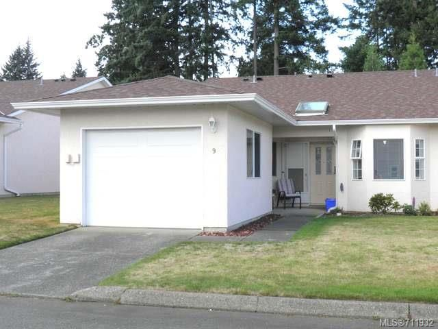 Main Photo: 9 2030 Robb Ave in COMOX: CV Comox (Town of) Row/Townhouse for sale (Comox Valley)  : MLS®# 711932