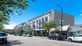 """Main Photo: 301 4355 W 10TH Avenue in Vancouver: Point Grey Condo for sale in """"Iron & Whyte"""" (Vancouver West)  : MLS®# R2592324"""
