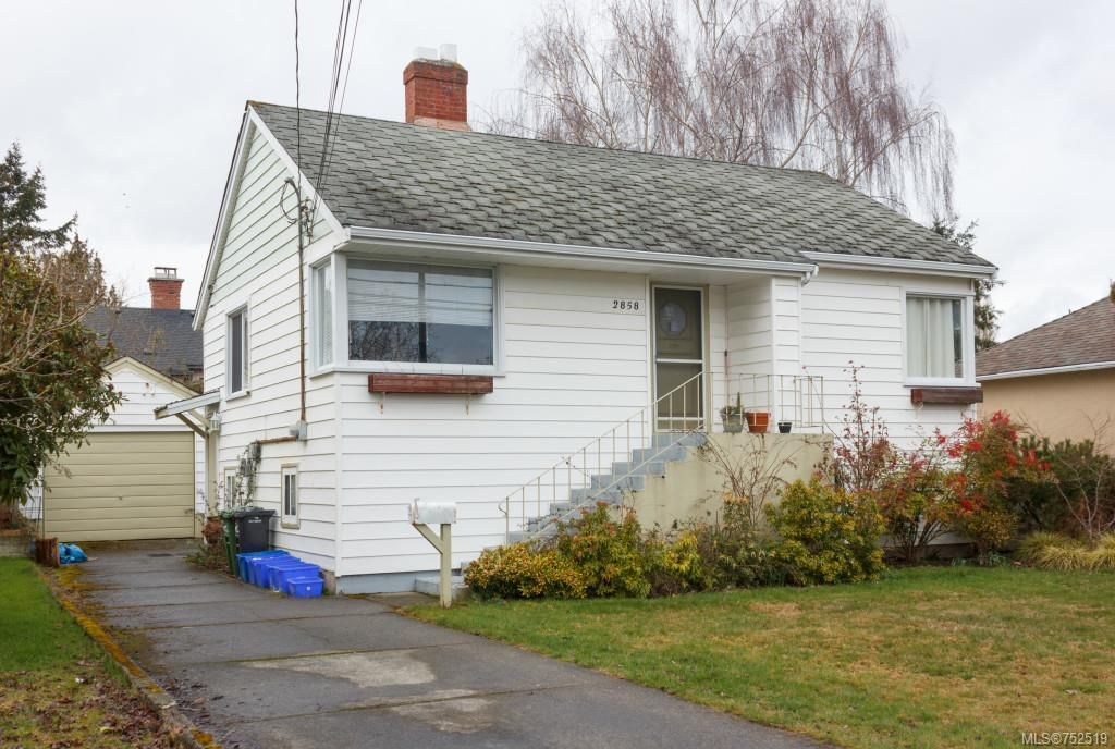 Main Photo: 2858 Scott St in VICTORIA: Vi Oaklands House for sale (Victoria)  : MLS®# 752519