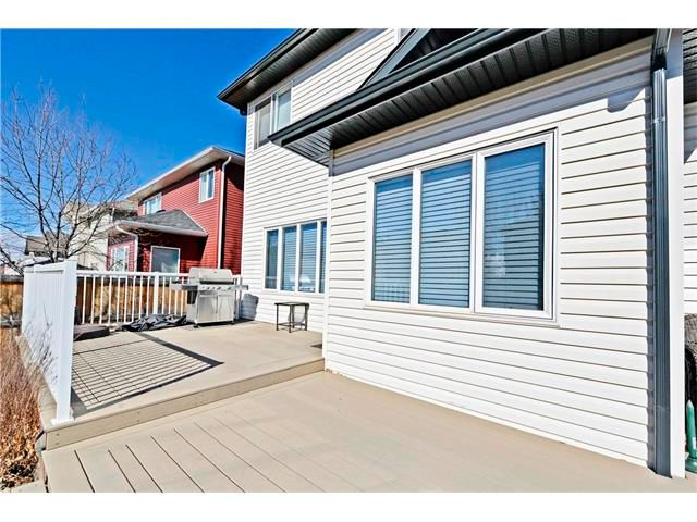 Photo 47: Photos: 186 THORNLEIGH Close SE: Airdrie House for sale : MLS®# C4054671