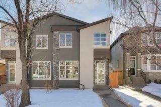 Photo 1: 2019 41 Avenue SW in Calgary: Altadore Semi Detached for sale : MLS®# C4235237