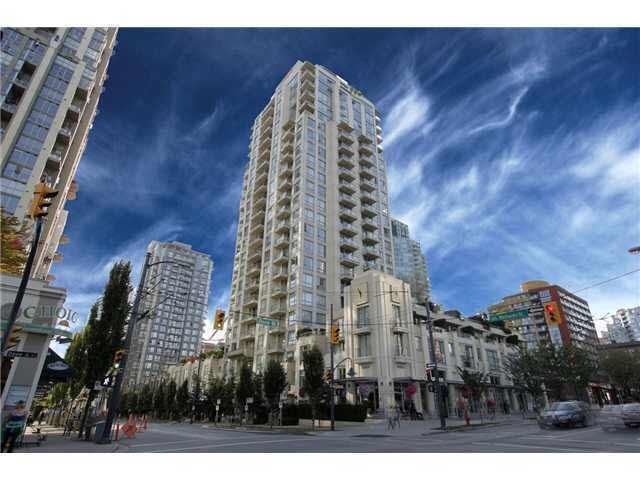 Main Photo: 709 1225 RICHARDS STREET in : Downtown VW Condo for sale : MLS®# R2035224