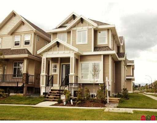 """Main Photo: 18897 68TH Avenue in Surrey: Clayton House for sale in """"CLAYTON"""" (Cloverdale)  : MLS®# F2714884"""