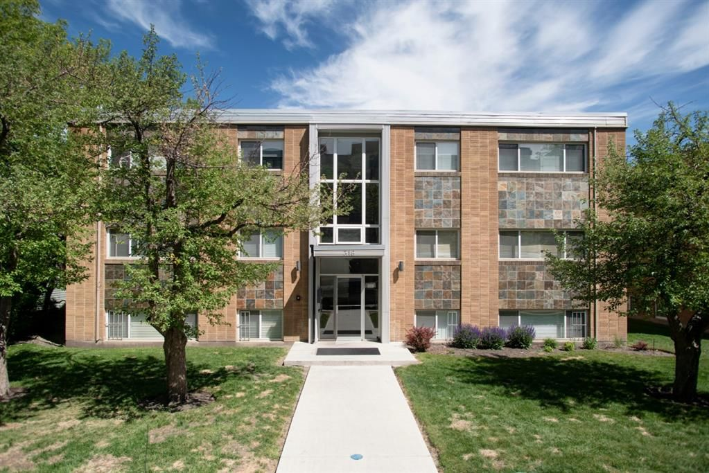 Main Photo: 7 316 22 Avenue SW in Calgary: Mission Apartment for sale : MLS®# A1115911