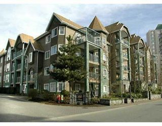 "Photo 1: 405 3085 PRIMROSE Lane in Coquitlam: North Coquitlam Condo for sale in ""LAKESIDE TERRACE"" : MLS®# V764217"