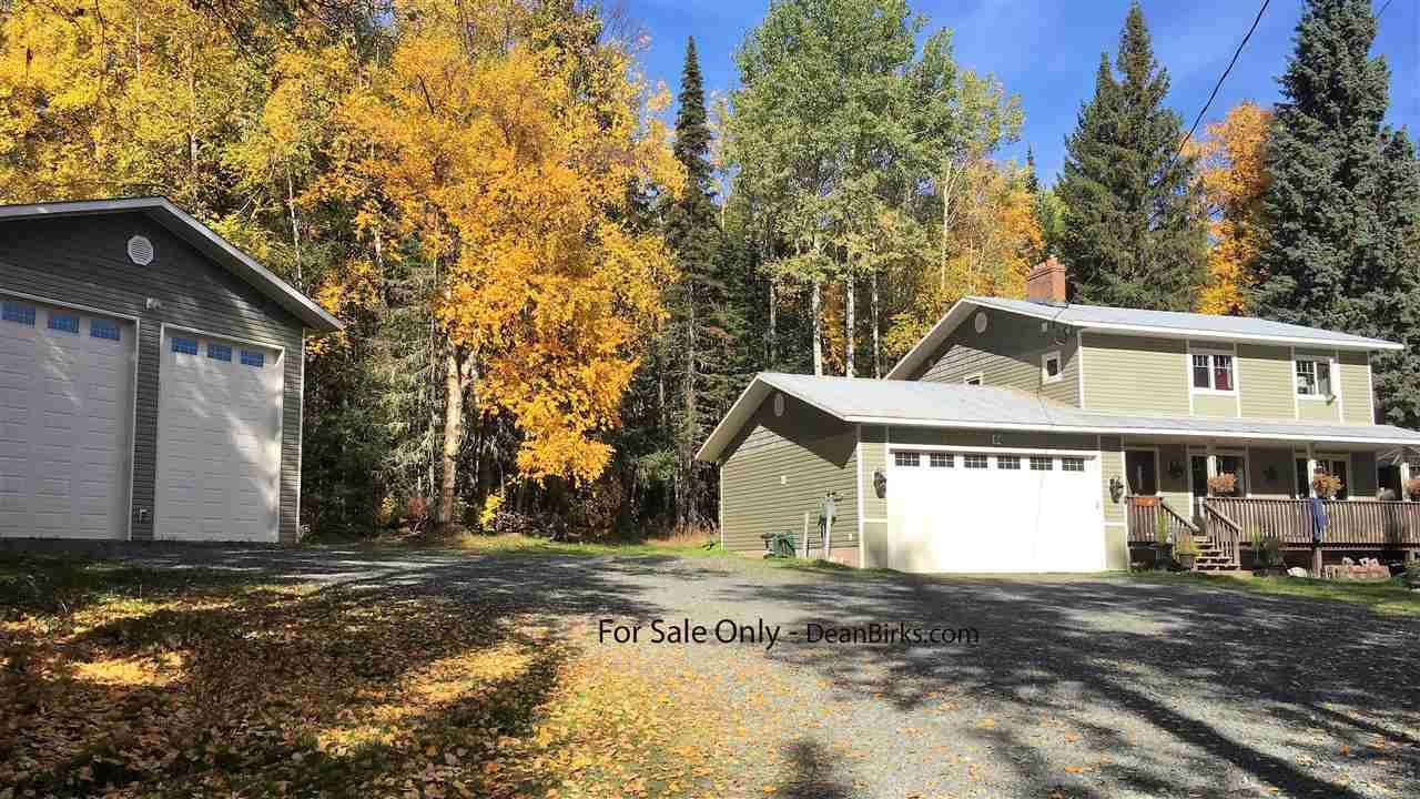 Main Photo: 7610 ARLINE ROAD in : Chief Lake Road House for sale : MLS®# R2337984