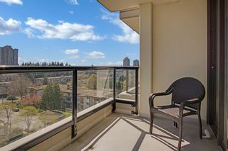 Main Photo: 901 7108 COLLIER Street in Burnaby: Highgate Condo for sale (Burnaby South)  : MLS®# R2568341