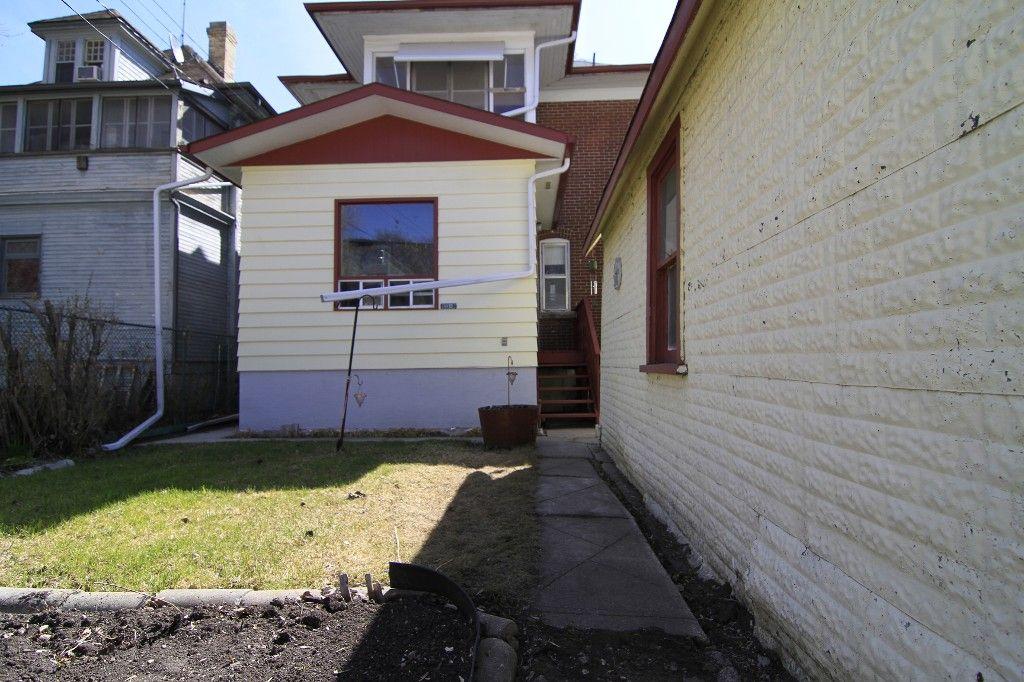 Photo 52: Photos: 118 Home Street in Winnipeg: Wolseley Duplex for sale (West Winnipeg)  : MLS®# 1308790