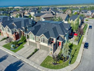 Main Photo: 88 Wentworth Square SW in Calgary: West Springs Semi Detached for sale : MLS®# A1129103