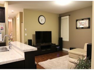 """Photo 4: 1 8418 163RD Street in Surrey: Fleetwood Tynehead Townhouse for sale in """"MAPLE ON 84"""" : MLS®# F1314758"""