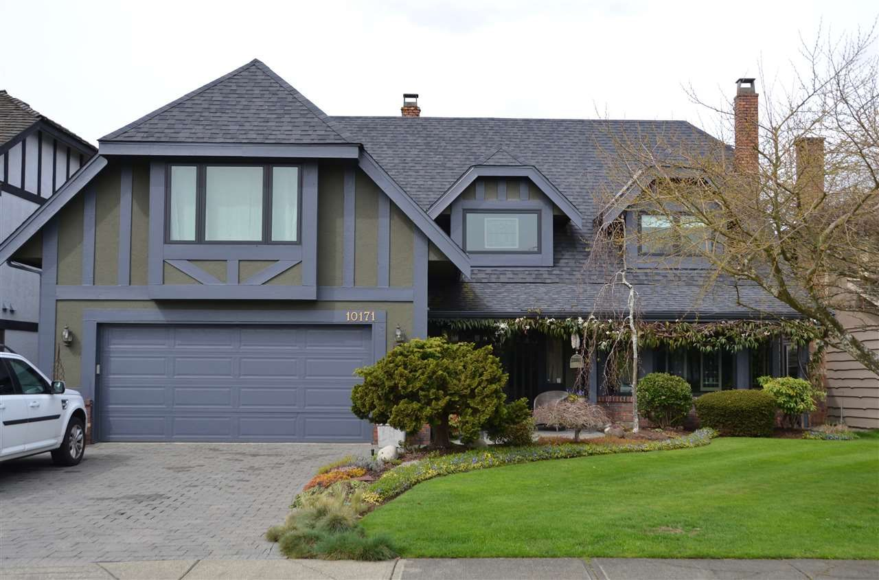 Main Photo: 10171 ST. VINCENTS Place in Richmond: Steveston North House for sale : MLS®# R2257391
