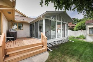 Photo 36: 79 Des Intrepides Promenade in Winnipeg: St Boniface Residential for sale (2A)  : MLS®# 202114408