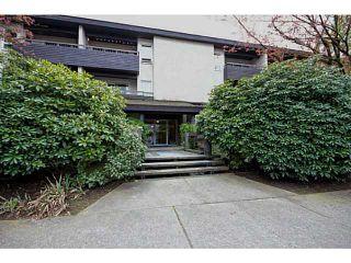 """Photo 1: # 206 1420 E 8TH AV in Vancouver: Grandview VE Condo for sale in """"Willowbridge"""" (Vancouver East)  : MLS®# V1030880"""