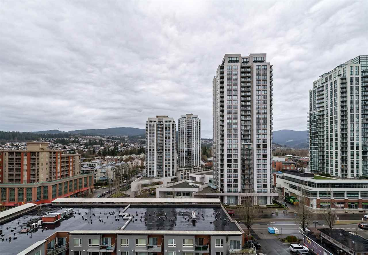 """Main Photo: 1206 1155 THE HIGH Street in Coquitlam: North Coquitlam Condo for sale in """"M ONE"""" : MLS®# R2025091"""