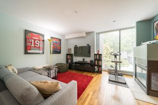 """Photo 2: 311 2525 BLENHEIM Street in Vancouver: Kitsilano Condo for sale in """"THE MACK"""" (Vancouver West)  : MLS®# R2608391"""