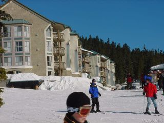 Main Photo: 213 1290 Alpine Rd in : CV Mt Washington Condo for sale (Comox Valley)  : MLS®# 866386