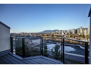 Photo 10: 107 1141 7TH Ave W in Vancouver West: Home for sale : MLS®# V1038154