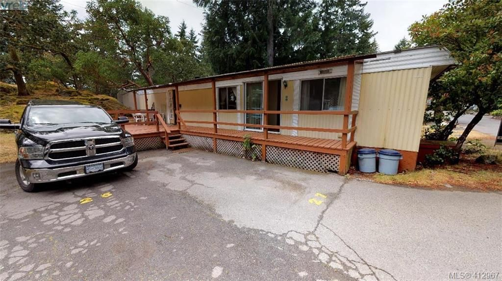 Main Photo: 27-2500 Florence Lake  |  Manufactured Home For Sale