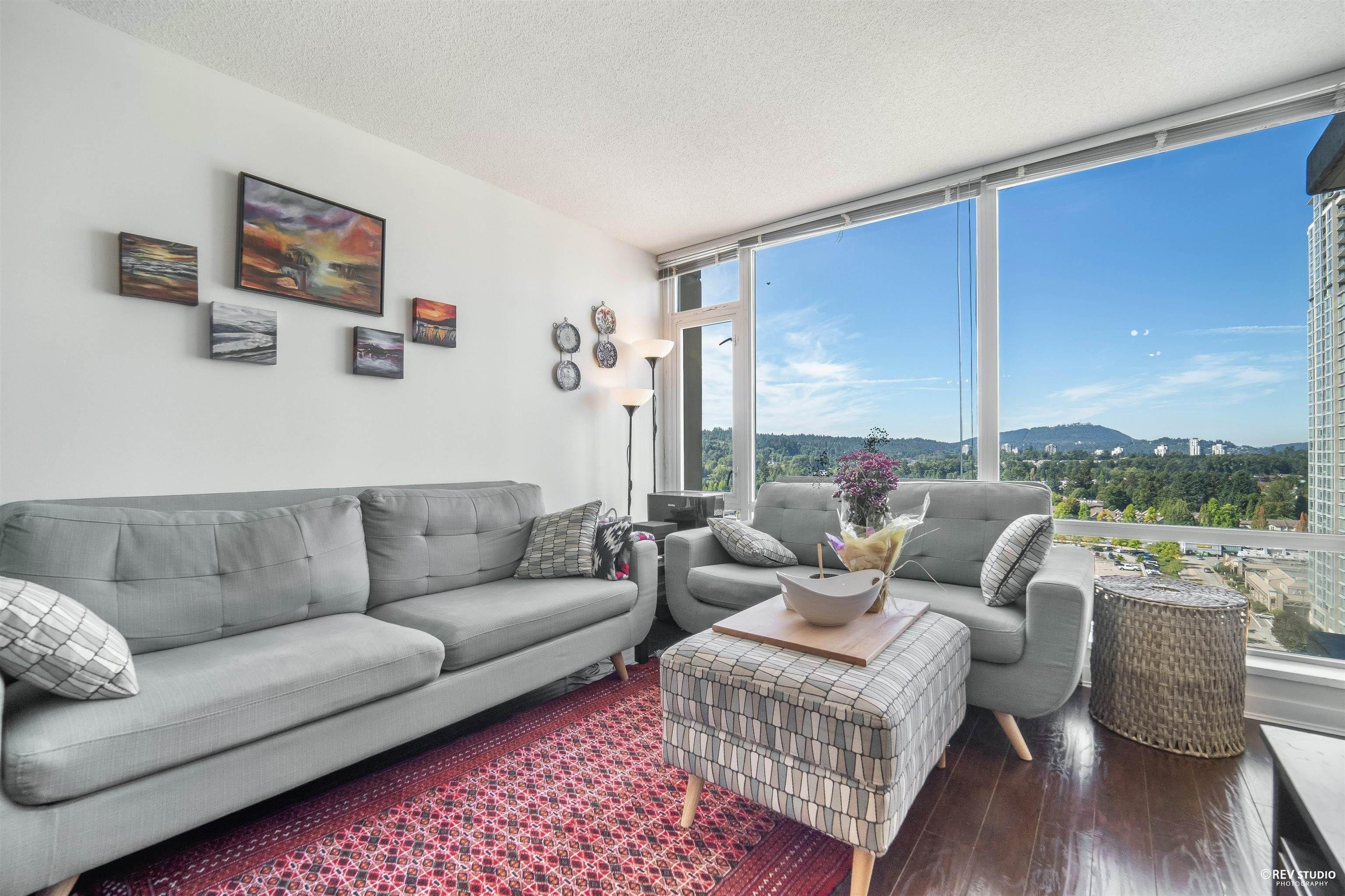 """Main Photo: 1808 2980 ATLANTIC Avenue in Coquitlam: North Coquitlam Condo for sale in """"LEVO"""" : MLS®# R2617472"""