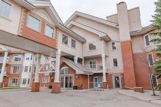 Main Photo: 123 223 Tuscany Springs Boulevard NW in Calgary: Tuscany Apartment for sale : MLS®# A1143847