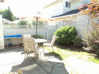 """Photo 14: 20 11950 LAITY Street in Maple Ridge: West Central Townhouse for sale in """"THE MAPLES"""" : MLS®# V1137328"""