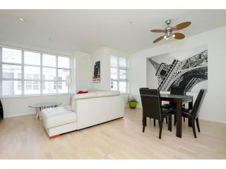 """Photo 4: 203 657 W 7TH Avenue in Vancouver: Fairview VW Townhouse for sale in """"THE IVY'S"""" (Vancouver West)  : MLS®# V1059646"""